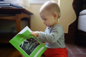 Who says the next generation won't read print?