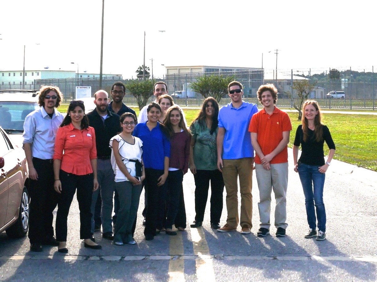 Florida State Prison Virtual Tour