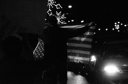 Ferguson Protest in Memphis