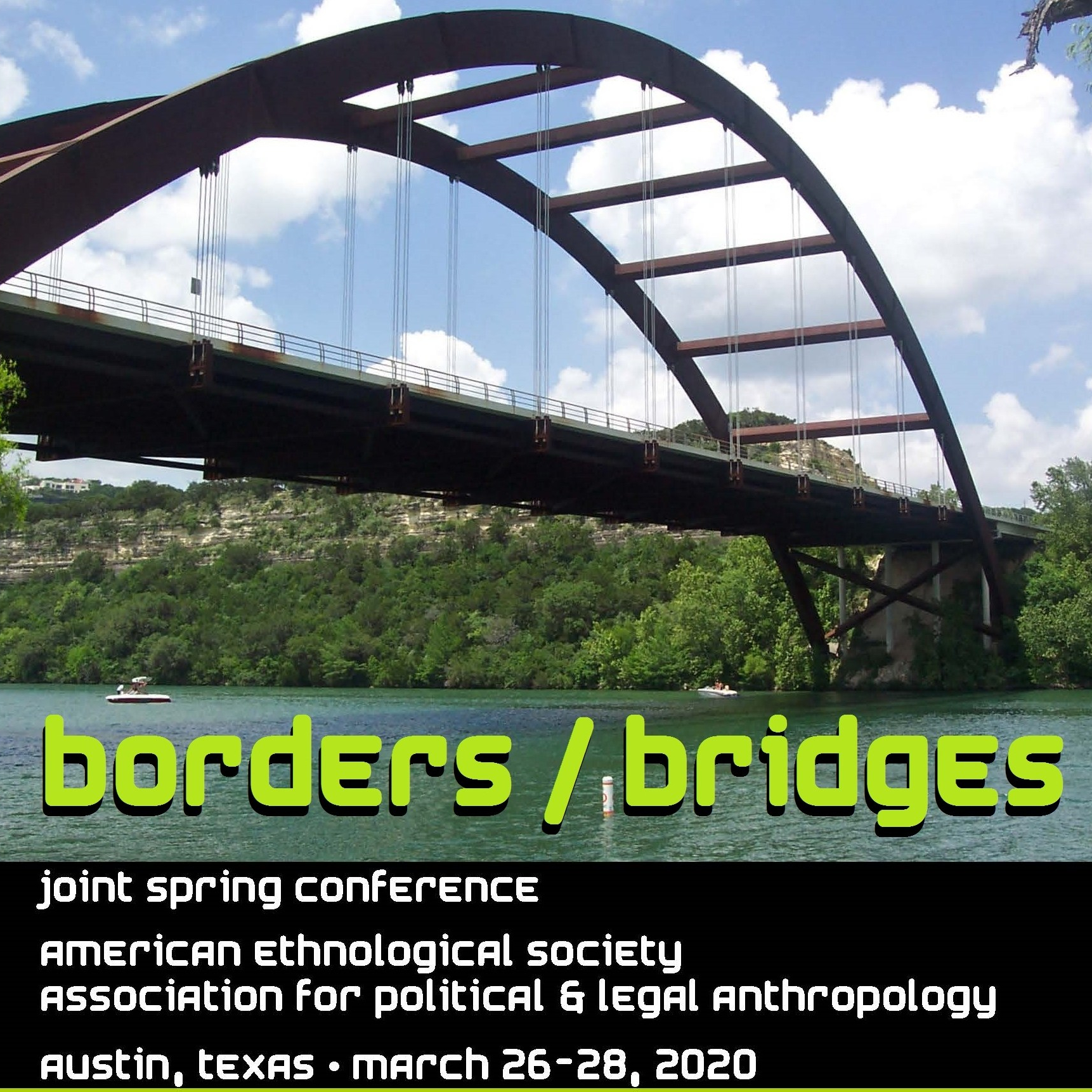 Borders & Bridges: An AES/APLA Spring 2020 Conference!